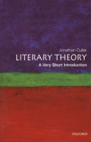 Literary Theory: A Very Short Introduction артикул 4101c.